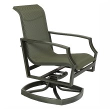 3150 Dining-Lounge Swivel Chair