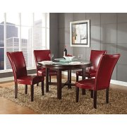 """Hartford Round Dining Table 52"""" x 52"""" x 30"""" Product Image"""