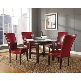"Hartford Round Dining Table 52"" x 52"" x 30"""