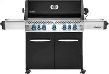 Prestige® 665 RSIB Infrared Side & Rear Burners Black , Propane