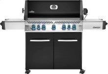 Prestige® 665 RSIB Infrared Side & Rear Burners Black , Natural Gas