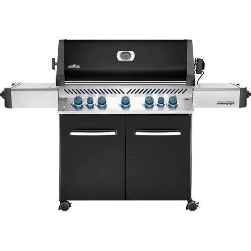Prestige 665 RSIB Infrared Side & Rear Burners , Black , Propane