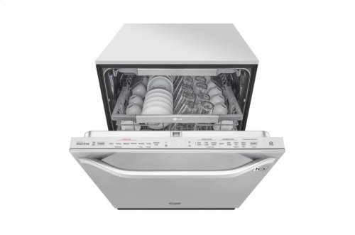 Coming Soon: LG STUDIO Top Control Smart wi-fi Enabled Dishwasher with QuadWash