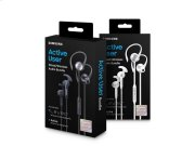 Level Active + In-Ear Headphones, Black Product Image