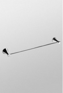 """Brushed Nickel Transitional Collection Series B 8"""" Towel Bar"""