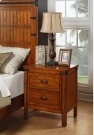 Industrial Nightstand Product Image