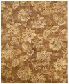 Jaipur Ja51 Bronze Rectangle Rug 7'9'' X 9'9''