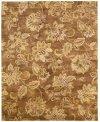 Jaipur Ja51 Bronze Rectangle Rug 7'9'' X 9'9''