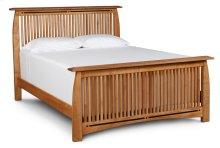 Aspen Slat Bed, Queen