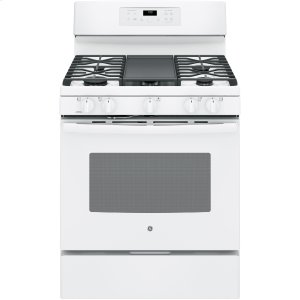 "GEGE® 30"" Free-Standing Gas Convection Range"