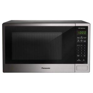 PANASONIC1.3 Cu. Ft. 1100W Countertop Microwave Oven - NN-SB646S