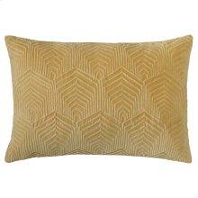 Sloan Velvet Pillow, CAMEL, 14X20