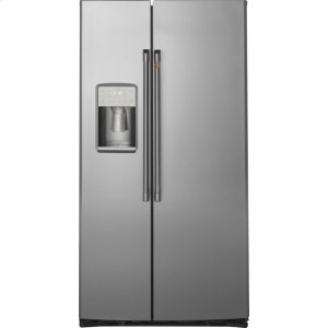 Cafe21.9 Cu. Ft. Counter-Depth Side-By-Side Refrigerator