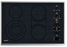 "30"" Electric Cooktop - Framed"
