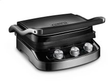 Livenza Multi Grill , Griddle, Panini Press CGH912C  De'Longhi US