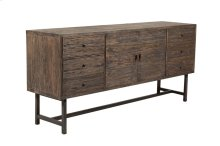 Server, Available in Black Wash Finish Only.
