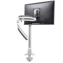 Kontour K1C Dynamic Column Mount, 1 Monitor, White