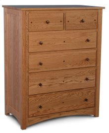 Royal Mission 6-Drawer Chest
