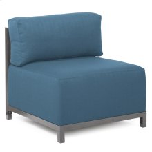 Axis Chair Seascape Turquoise Slipcover