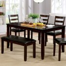 Gloria 6 Pc. Dining Table Set Product Image