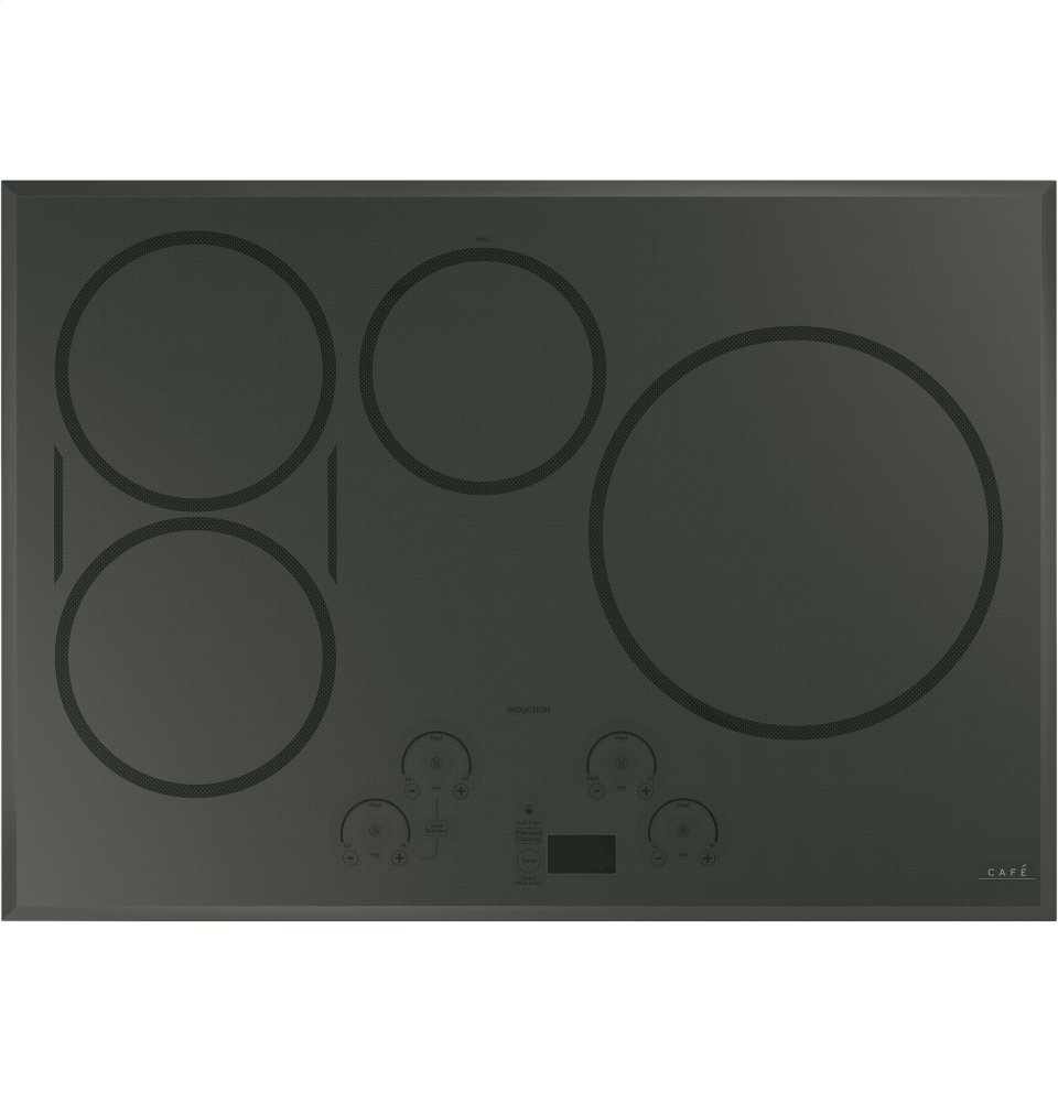"Caf(eback) 30"" Built-In Touch Control Induction Cooktop