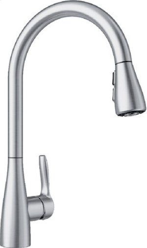 Blanco Atura With Pull-down Spray - Stainless Finish