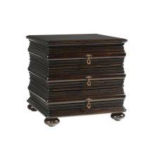 Black Sands Lamp Table