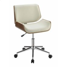 Modern Ecru Office Chair