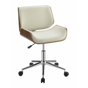 CoasterModern Ecru Office Chair