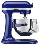 Professional 600 Series 6 Quart Bowl-Lift Stand Mixer - Cobalt Blue Product Image