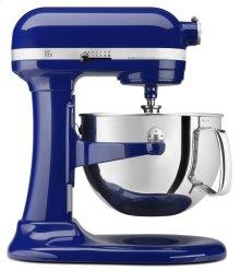 Pro 600 Series 6 Quart Bowl-Lift Stand Mixer - Cobalt Blue