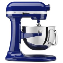 Pro 600 Series 6 Quart Bowl-Lift Stand Mixer - Cobalt Blue