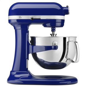 KitchenaidPro 600 Series 6 Quart Bowl-Lift Stand Mixer - Cobalt Blue