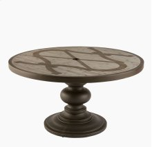 "Neo 54"" Round Dining Table Base"
