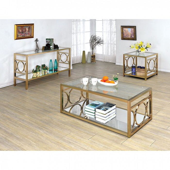 CM4166CPNS In By Furniture Of America In Idaho Falls, ID   Rylee Sofa Table
