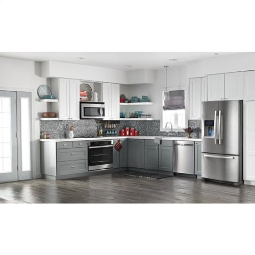 30-inch Wall Oven with 5.0 Cu. Ft. Capacity - white
