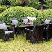 Leodore Patio Dining Table