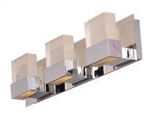 Fizz III 6-Light LED Vanity