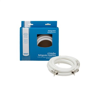 6' Polyline Refrigerator Waterline Kit