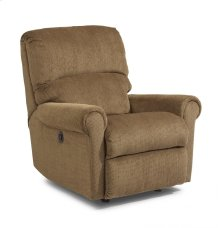 Markham Fabric Power Recliner