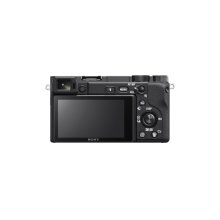 6400 E-mount camera with APS-C Sensor