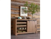 Sliding Door Wine Buffet