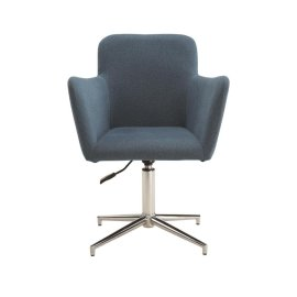 Modern Blue Adjustable Dining Chair