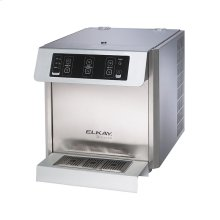 Fontemagna Compact Countertop Water Dispenser 20 GPH Filtered Stainless Steel