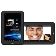 Polaroid 7-Inch Android 4.0 4GB Internet Tablet and Wireless e-Reader with Capacitive Multi-Touch Display, Black