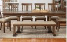 Upholstered Bench Product Image