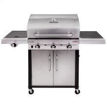 "PERFORMANCE "" TRU-INFRARED "" 3 BURNER GAS GRILL"
