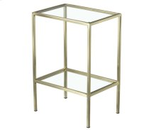 Aroma Rectangular Side Table