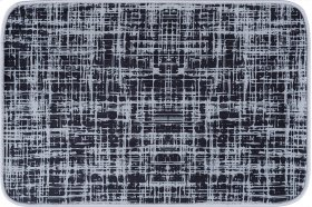 Luxor Home - LXH3418 Charcoal Rug