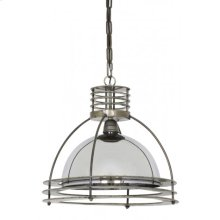 Hanging lamp 40x38 cm EVI antique bronze